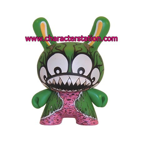 Figur Dunny 2013 by Ardabus Rubber Kidrobot Dunny Rares Geneva