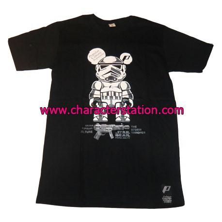 Figuren T-shirt Storm Trooper Genf Shop Schweiz