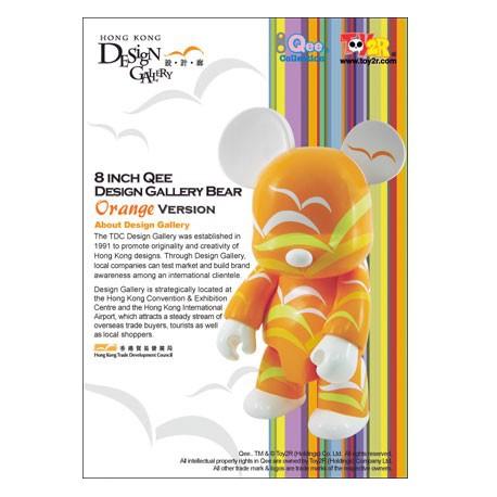 Figurine Qee HK par Design Gallery 22 cm Toy2R Boutique Geneve Suisse