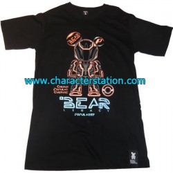 Figur T-shirt Bear Tron 1 Geneva Store Switzerland