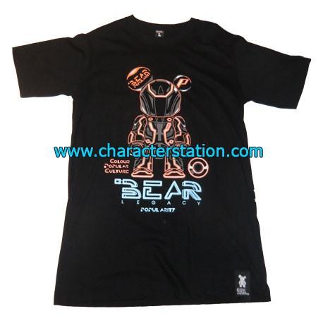 Figuren T-shirt Bear Tron 1 Genf Shop Schweiz