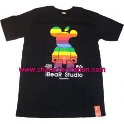 Figuren T-shirt iBear Studio Genf Shop Schweiz