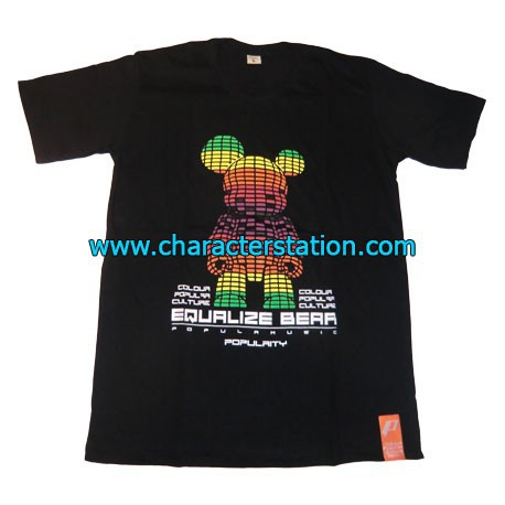 Figuren T-shirt Equalize Bear Genf Shop Schweiz