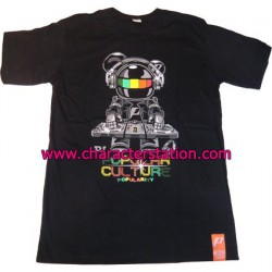 Figur T-shirt DJ Bear Geneva Store Switzerland