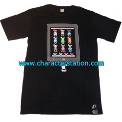 Figuren T-shirt iBear Pad Genf Shop Schweiz