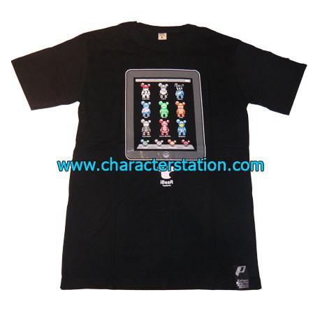 Figur T-shirt iBear Pad T-Shirts Geneva