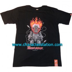 T-shirt Ghost Bear Rider