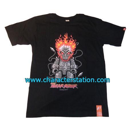 T-shirt Ghost Bear Rider