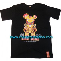 Figur T-shirt Iron Bear J Geneva Store Switzerland