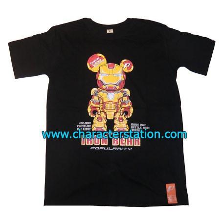 Figur T-shirt Iron Bear J Geneva Store Switzerland