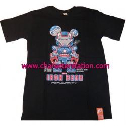 Figuren T-shirt Iron Bear Patriot T-Shirts Genf