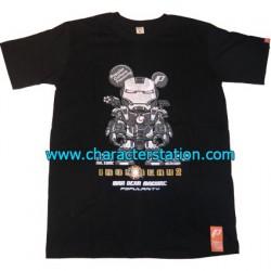 T-shirt Iron Bear War Machine