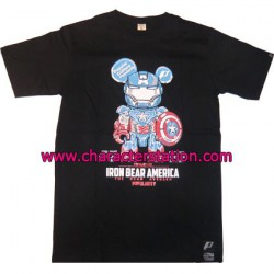 Figur T-shirt Iron Captain Geneva Store Switzerland
