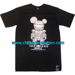 Figur T-shirt Iron Bear G Geneva Store Switzerland