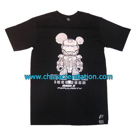 Figur T-shirt Iron Bear G Geneva Store Switzerland