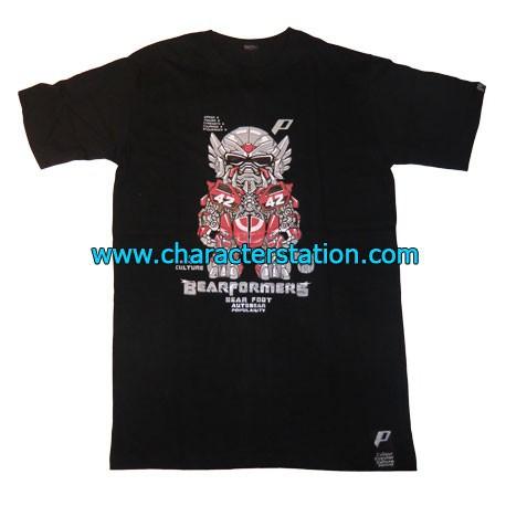 Figurine T-shirt Bear Foot T-Shirts Geneve