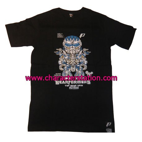 Figur T-shirt Top Bear Spin T-Shirts Geneva
