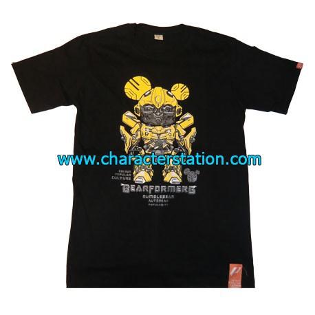 Figur T-shirt Bumblebear Geneva Store Switzerland
