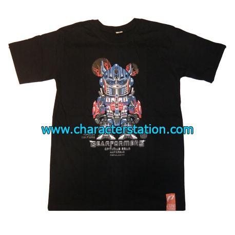 Figurine T-shirt Optimus Bear Boutique Geneve Suisse