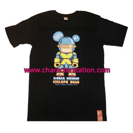 Figurine T-shirt Cyclop Bear 1 T-Shirts Geneve