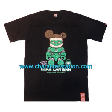 Figurine T-shirt Bear Lantern T-Shirts Geneve