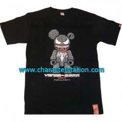 Figuren T-shirt Venom Bear Genf Shop Schweiz