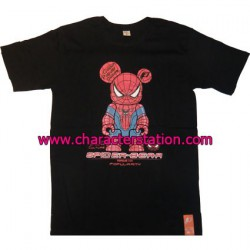 Figur T-shirt Spider Bear Geneva Store Switzerland