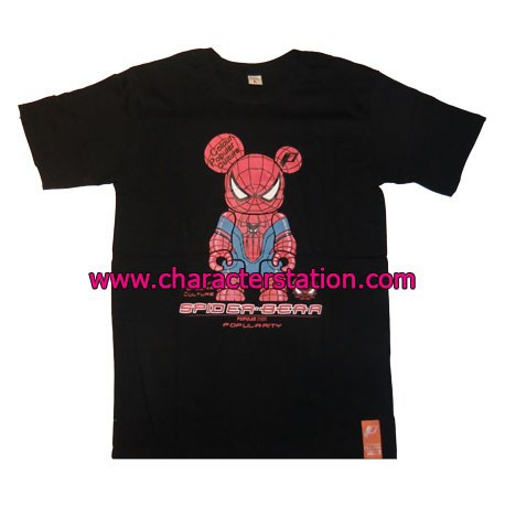Figurine T-shirt Spider Bear Boutique Geneve Suisse