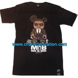 Figuren T-shirt Men in Bear Genf Shop Schweiz