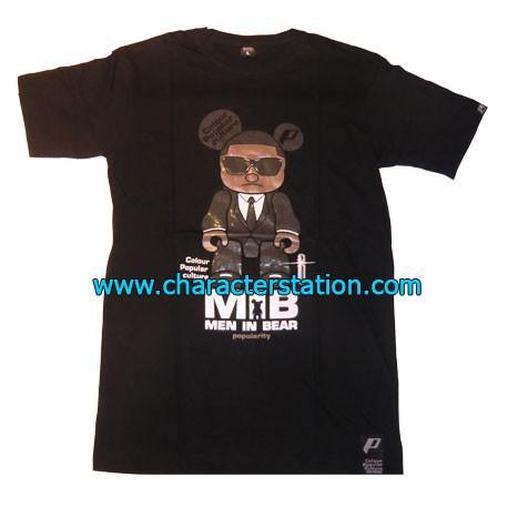 Figur T-shirt Men in Bear T-Shirts Geneva