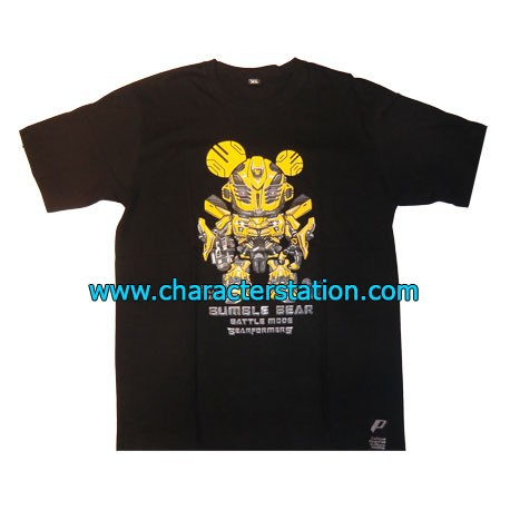 Figur T-shirt Bumblebear Mask T-Shirts Geneva