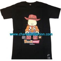 Figuren T-shirt Beardy Genf Shop Schweiz