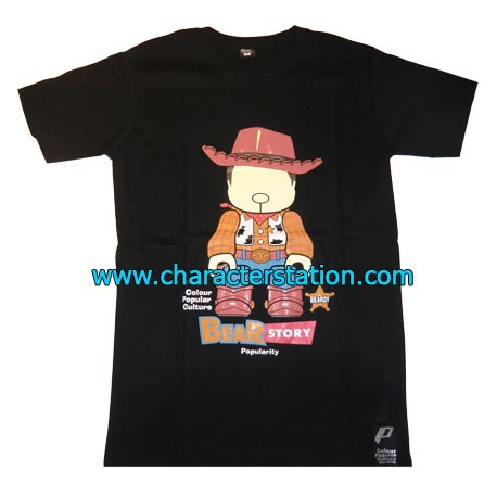 Figurine T-shirt Beardy Boutique Geneve Suisse
