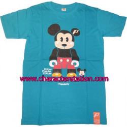 Figuren T-shirt Micky Bear Genf Shop Schweiz