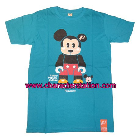 Figurine T-shirt Micky Bear Boutique Geneve Suisse