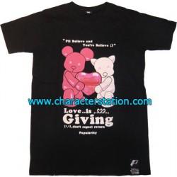 Figuren T-shirt Love is Giving T-Shirts Genf