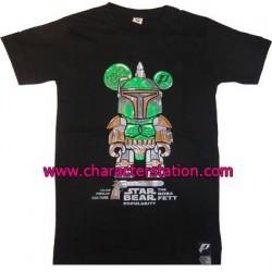 T-shirt Boba Fett Bear