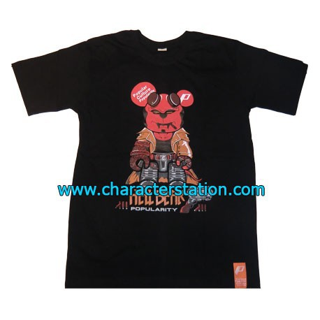 Figurine T-shirt Hell Bear Boutique Geneve Suisse