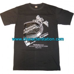 Figur T-shirt Technics Geneva Store Switzerland