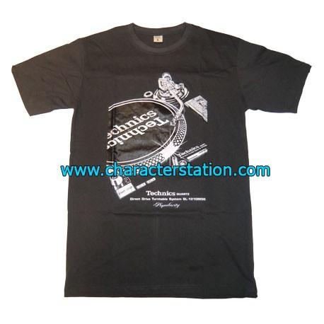 Figur T-shirt Technics Geneva Store Switzerland