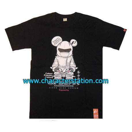 Figurine T-shirt Storm Bear Shadow T-Shirts Geneve