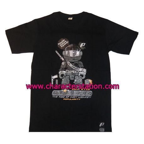 Figur T-shirt Bear Eyes T-Shirts Geneva