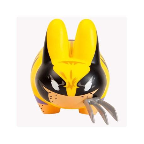 Figur Marvel Labbit Wolverine Kidrobot Arrivals Geneva