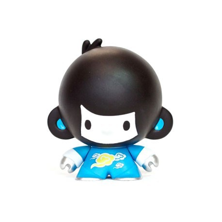 Figur Baby Di Di Blue by Veggiesomething Crazy Label Opened box Geneva