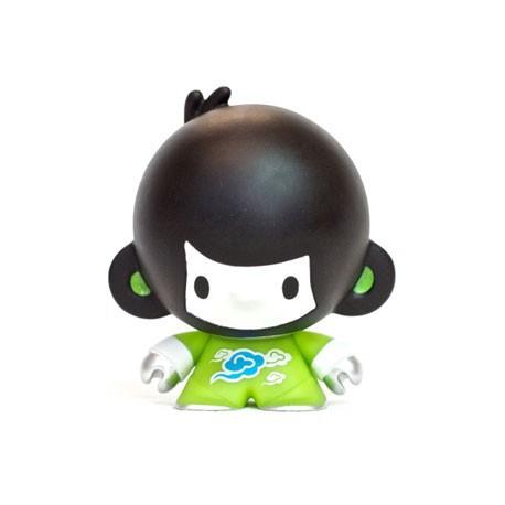 Figur Baby Di Di Green by Veggiesomething Crazy Label Opened box Geneva