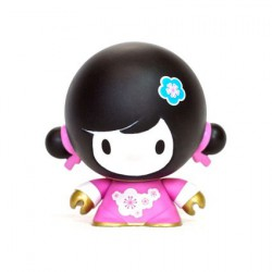 Figur Baby Mei Mei Pink by Veggiesomething Crazy Label Geneva Store Switzerland