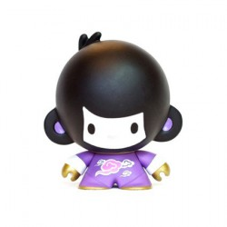 Figurine Baby Di Di Violet par Veggiesomething Crazy Label Boutique Geneve Suisse