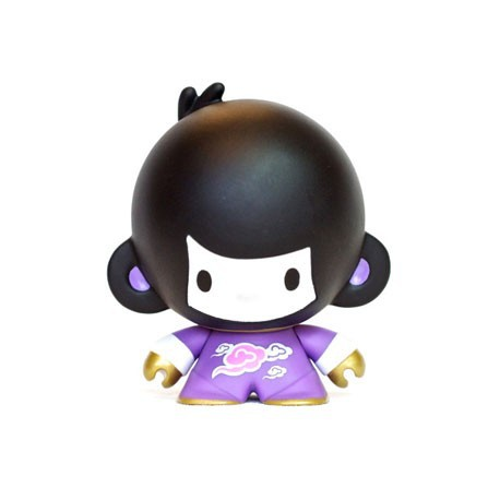 Figur Baby Di Di Purple by Veggiesomething Crazy Label Geneva Store Switzerland