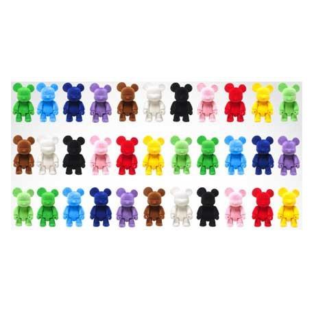 Figurine Qee Floqué (feutré) Toy2R Boutique Geneve Suisse