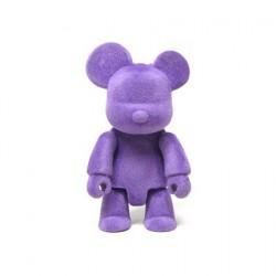 Figuren Qee Flocked 1 von Raymond Choy Toy2R Genf Shop Schweiz